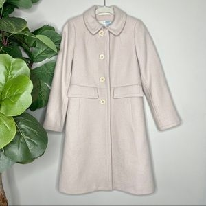 Boden Wool Winter Pea Coat size 2P